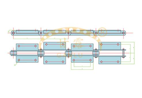 M系列输送链